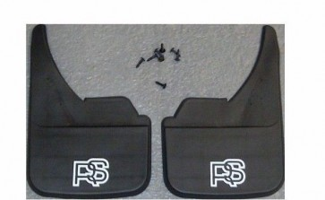 RS mudflaps Ford Universal fitting mudflaps for front or Rear Free UK Shipping