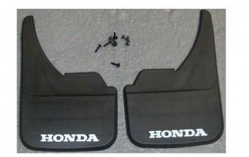 Honda Logo Universal Car Mudflaps Front Rear Concerto CR-V Mud Flap Guard