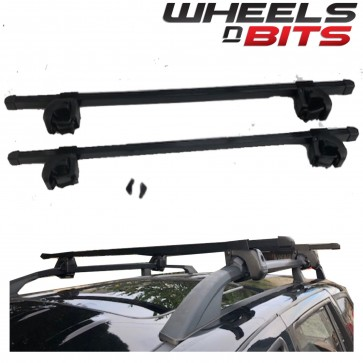 ROOF RAIL BARS LOCKING TYPE 60 KG Rated for CHRYSLER GRAND VOYAGER 84-17
