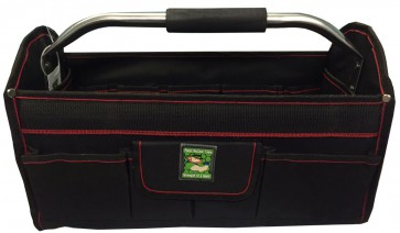 "NEW 16"" Inch 40cm TOTE TOOL CADDY BAG WITH HEAVY DUTY BASE CARRY CASE HOLDALL"