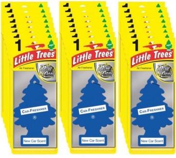 24 x NEW CAR Scent Magic Tree Little Trees Car Home Air Freshener Freshener