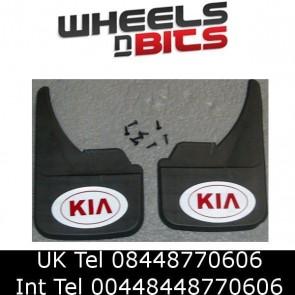 Mudflaps to fit KIA Picanto Rio Soul Venga Cee'd Optima Mud Flaps