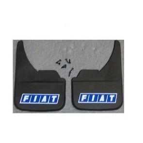 Fiat Blue logo Mudflaps Front Or Rear Van Ducato Scudo Doblo Fiorino Camper