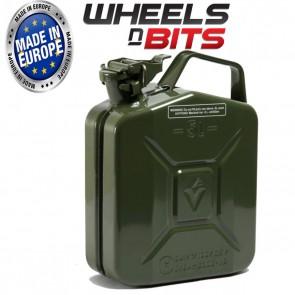 Green 5L Litre Jerry Military Can Fuel Oil Water Petrol Diesel Kerosene Water