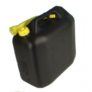 Wheels N Bits New 10 Litre 10l 10000ml Jerry Can Jerrycan Fuel Dessel Petrol 2 Stroke Mix Oil