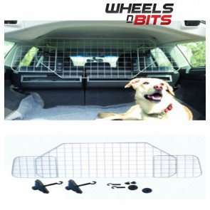Wheels N Bits Mesh Dog Guard For Head Rest Mounting To Fit Audi A4 Avant Estate 5Dr 2008-2017