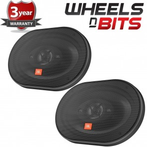 """NEW JBL STAGE 9603E 6""""x9"""" 3-Way Replacement Coaxial Car Speaker 420W Total Power"""