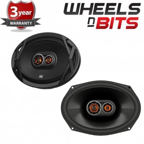 """NEW JBL CLUB 9630 6""""x9"""" 3-Way Replacement Component Car Speaker 480W Total Power"""