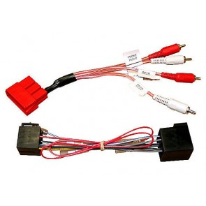 PC9-410 Audi Allroad 200 to 2006 RCA Fully Amplified Bypass Wiring harness Lead