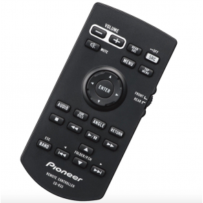 Pioneer CD-R33 Infra Red CAR STEREO REMOTE CONTROL FOR AVH-8400BT