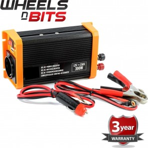 NEW 300W (600W peak) High Quality power inverter 12v To 230v 240v 300 watt USB