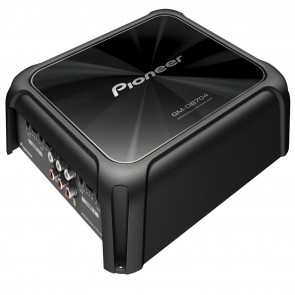 Pioneer GM-D9704 4 Channel 1600W Class-D Car Amp Amplifier With Bass Boast