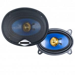 """J-Audio New 2x100 Watt 4""""x6"""" Inch Dual Cone Car Door Shelf Dash Speakers Roof"""