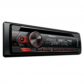 Pioneer New DEH-S420BT Car Radio CD MP3 USB AUX Stereo Plays iPod iPhone Android