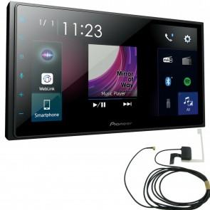 "Pioneer SPH-DA250DABAN 6.8"" Screen Carplay Android Auto DAB+ Bluetooth Stereo"