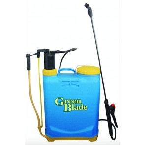 Green Blades 16 L Litre Knapsack Backpack Sprayer Pressure Spray Crop Garden Weed Pest Killer