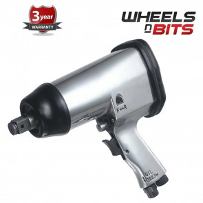 "New Wheels N Bits Heavy Duty 1/2"" Drive Air Impact Wrench Gun Ratchet Air Compressor Tool"