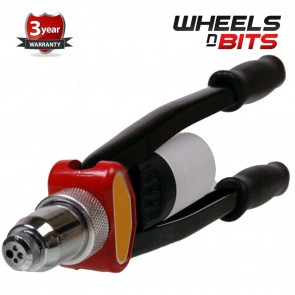 Wheels N Bits New 4 in 1 Large Double Handed Hand Riveter Take 3.2mm 4mm 4.8mm 6.4mm rivets