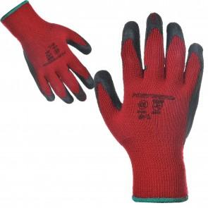 Portwest Builder Work Man Gloves Extra Flexi Grip Latex Trades Glove 8, 9, 10 11