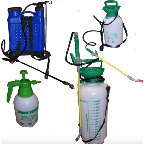 2L 5L 8L 18L LITRE PUMP PRESSURE KNAPSACK SPRAYER SPRAY KILL WEEDS INSECT GARDEN