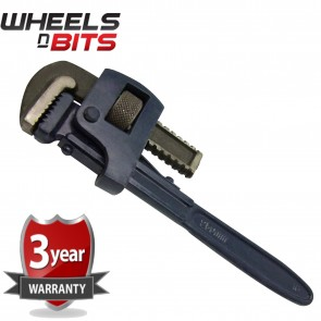"Wheels N Bits New 10"" Inch Standard Stilsons Pipe Wrench - Standard Stilsons Drop Forged C0800"