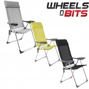 Grey Black Green Camping Folding Caravan Beach Garden Patio Sun Beach Chair Seat