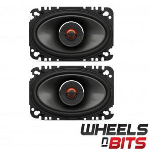 "NEW JBL GX642 6x4"" Inch Coaxial 2 way Car Speakers Door 120W Each Max 40 RMS"