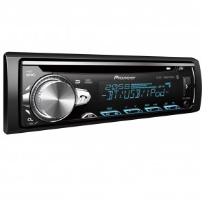 PIONEER DEH-S5000bt CD MP3 Bluetooth USB iPhone Android SPOTIFY Car Van Radio