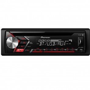 NEW Pioneer deh-s3000bt CD Car Radio Stereo Bluetooth USB Aux Android MP3