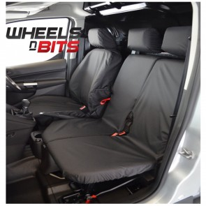 WNB® Ford Transit Connect 14> 100% Fit Tailored Heavy duty Nylon Van Seat Cover