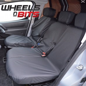 WNB® Peugeot Partner 2008> On 100% Fit Tailored Heavy duty Nylon Van Seat Cover