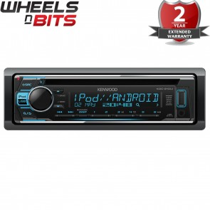 NEW Kenwood KDC-210ui Car Stereo Radio USB iPod iPhone Android aux 4x50W