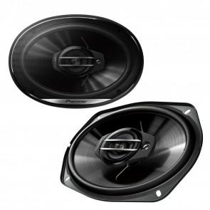 "Pioneer TS-G6930F 3 Way 400 Watt 6x9"" Inch Car Van Speakers 800W a Set of 2"