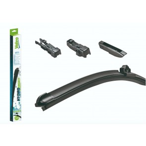 "Valeo Hydro Connect HF22 Front RHD 22"" Wiper Black Multi fit Upgrade 55cm 578538"