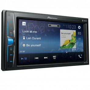 "Pioneer MVH-A210BT 6.2"" Touch Screen Bluetooth Car Stereo Radio USB iPod iPhone"