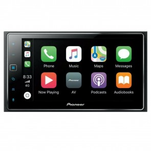 Pioneer SPH-DA130DAB 2 Din DAB Radio Bluetooth Android Apple CarPlay USB Spotify