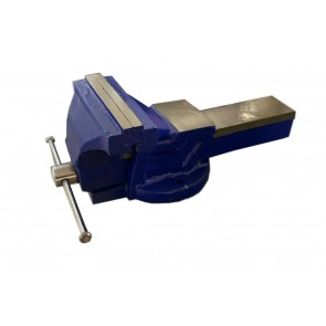 """Wheels N Bits 150mm Quality 6"""" Inch Fixed Bench Vice Cast Iron Anvil Engineers Engineering UK"""
