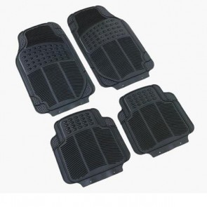Citreon C1 C2 C3 C4 C5 Universal Rubber  PVC Car Mats Heavy Duty 4pcs No Smell