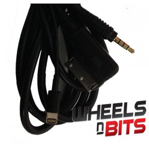 Mercedes 2009> ipod iPhone 5 5s 6 6PLUS  to Media Interface Cable A,B,C,E Class