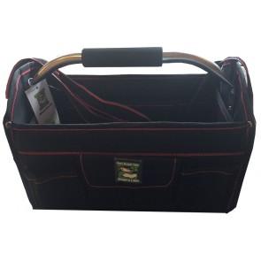 "13"" 33cm Heavy Duty Multi-Purpose DIY Tool Storage Bag Case With Shoulder Strap"