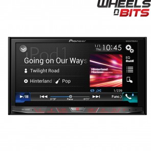 "NEW Pioneer AVH-X8800BT 7"" Apple CarPlay Double Din Stereo Bluetooth USB iPod"