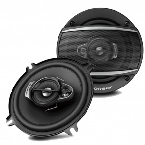 New model Pioneer TS-A1370Fi 5.25 inch 13cm 3 way 300W Car Speakers Door Shelf