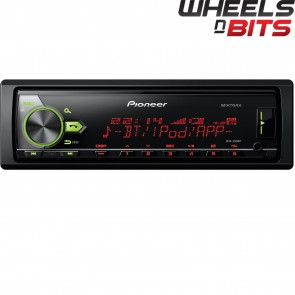 PIONEER MVH-X580BT Mechless Bluetooth MP3 Car Stereo USB Aux In iPod MIXTRAX