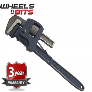 "Wheels N Bits New 12"" Inch Standard Stilsons Pipe Wrench - Standard Stilsons drop forged C0900"