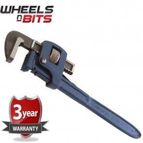 """Wheels N Bits New 14"""" Inch Standard Stilsons Pipe Wrench - Standard Stilsons drop forged C1000"""