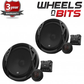 "JBL CLUB 6500c Pair of 180 Watt 17cm 6.5"" Inch Component Car Speakers 2 Way"