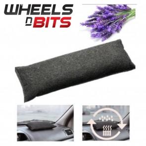 WNB Air Dry Re-Usable Car Van Truck Dehumidifier Lavender Moisture Collector