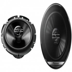"New Pioneer TS-G1720F 600W Pair 6.5"" 17cm 2 Way Car Door Dash Shelf Speakers"