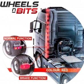 2.5m 24V LED Light Strip Wind Breaker of Tractor Unit on HGV Lorry Truck + Break