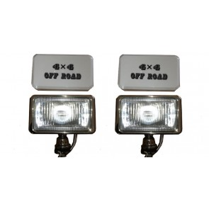 GMC  SUV 4X4 Jeeps Chrome Stainless Steel Spot lamps fog Lamp A Bar Roll Bar